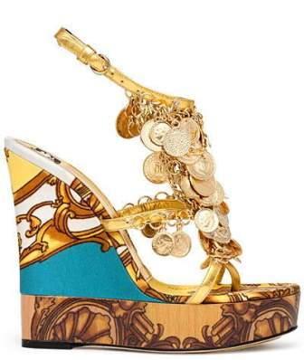 Chaussures Dolce Gabbana Femme Pas Cher